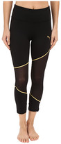 Puma Mesh Clash Tights