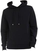Westmark London Essentials Organic Cotton Hoodie In Black