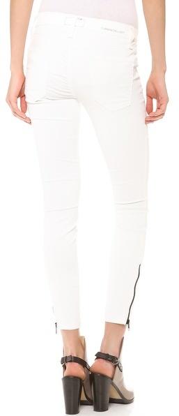 Current/Elliott Soho Zip Stiletto Jeans