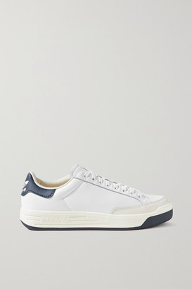 adidas Rod Laver Leather Sneakers - White