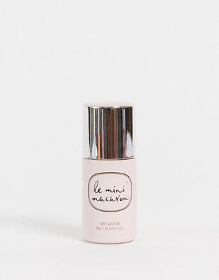 Le Mini Macaron Gel Polish - Rose Glacee