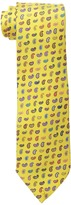 Etro Allover Mini Paisley Regular Width Silk Tie