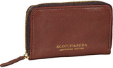 Scotch & Soda Leather Coin Wallet
