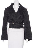 Vivienne Westwood Wool-Blend Flared Jacket