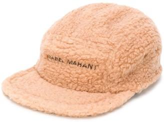 Isabel Marant Faux Shearling Cap