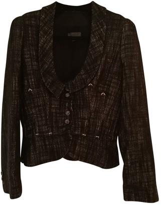 La Perla Black Wool Jacket for Women