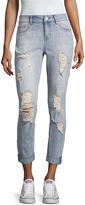 Vanilla Star Pearl Skinny Jeans-Juniors