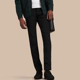 Burberry Slim Fit Japanese Denim Jeans