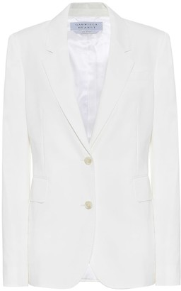 Gabriela Hearst Sophie cotton-twill blazer