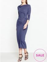 Vivienne Westwood Long Sleeve Taxa Dress