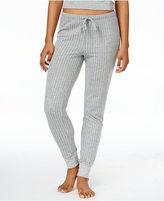 Alfani Jacquard Jogger Pajama Pants, Only at Macy's
