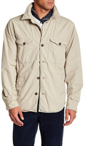 Save Khaki Fleece Lined Multi Pocket Jacket