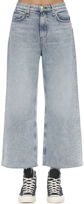 Rag & Bone Ruth Super High Rise Wide Leg Denim Jean