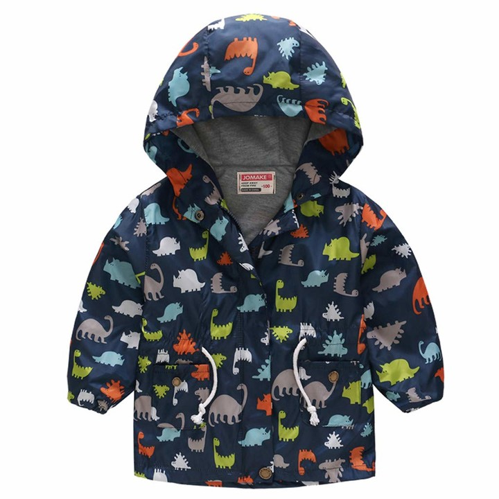 Delanhon Kids Boys Funny YouTube Gamer Fans Fleece Jacket Youth Girls Coat Warm Winter Outfits