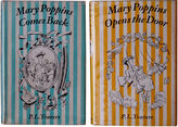 One Kings Lane Vintage Mary Poppins, 1960s Pair