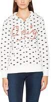 Only Women's Onlawesome Umbrella Finley Zip Swt Cs Sweat Jacket