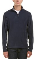 Brooks Brothers 1/4-zip Pullover.