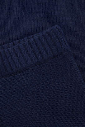 Cos KNITTED MERINO TROUSERS