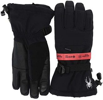 Spyder Synthesis Gore-Tex (Black) Ski Gloves