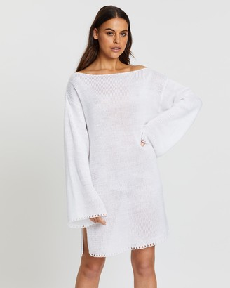 Love And Light The Label Dusty Dress