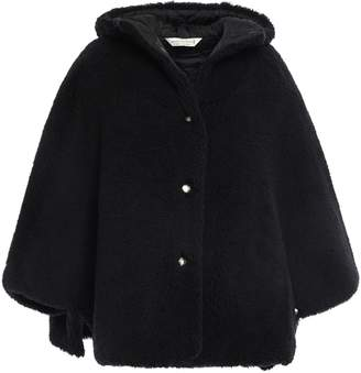 MACKINTOSH Wool-fleece Hooded Cape