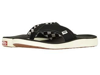 Vans Ultrarange V-Land (Black/White) Men's Shoes