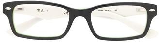 Ray Ban Junior Square Shaped Glasses