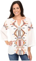 Roper 0498 Rayon Tunic w/ Embroidery