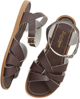 Salt Water Sandals Outer Bank on It Sandal in Brown
