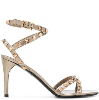 Valentino Rockstud 85mm sandals
