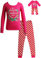 Dollie & Me Girls' Pajama Set