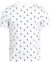 Polo Ralph Lauren Boat-print polo shirt