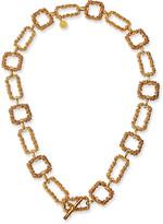 Thumbnail for your product : Gas Bijoux Belem Large Twist-Link Necklace