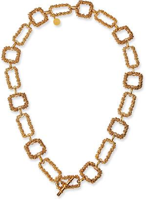 Gas Bijoux Belem Large Twist-Link Necklace