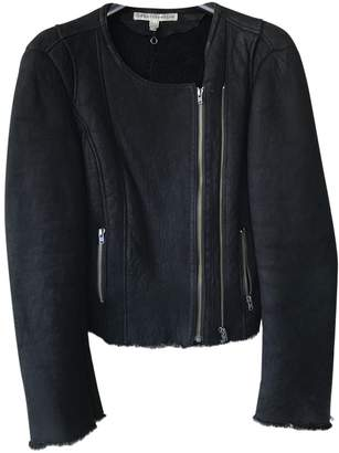 Twenty8Twelve By S.Miller By S.miller Black Suede Coat for Women