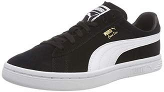 Puma Unisex Adults' Court Star FS Low-Top Sneakers, Black White