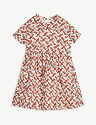 Burberry Eadella silk dress 6-24 months