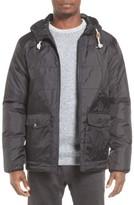 Quiksilver Men's Puffer Water-Repellent Jacket