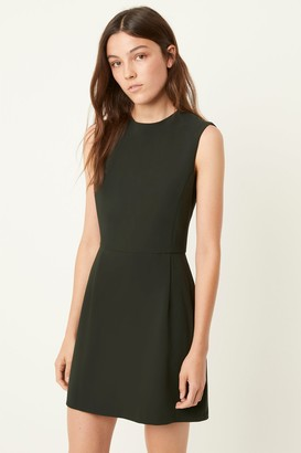 French Connenction Whisper High Neck Dress