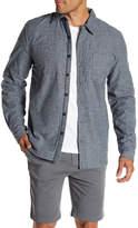 Threads 4 Thought Long Sleeve Regular Fit Fleece Lined Shirt