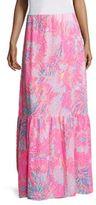 Lilly Pulitzer Georgetta Long Skirt