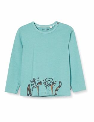 Sanetta Boys ice Blue Baby and Toddler T-Shirt Set 18-24 Months
