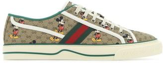Gucci X Disney Tennis 1977 Sneakers