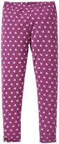 Kickee Pants Leggings w/Heart Buttons (Toddler/Kid) - Amethyst-2T