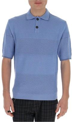 Marni Knitted Polo Shirt