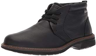 Ecco Men's Turn Gore-tex Tie Chukka Boot