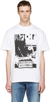 McQ by Alexander McQueen White Katsumi T-shirt