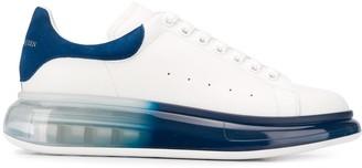Alexander McQueen Oversized gradient sole sneakers