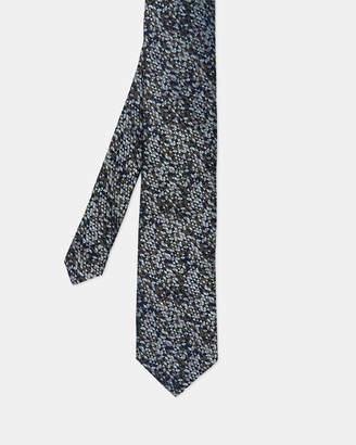 Ted Baker NOISE Semi plain silk tie