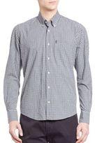 Barbour Gingham Cotton Shirt